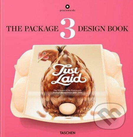 The Package Design Book 3 - Julius Wiedemann Pentawards