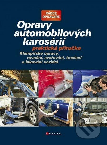 Venirsincontro.it Opravy automobilových karosérií (Praktická příručka) Image