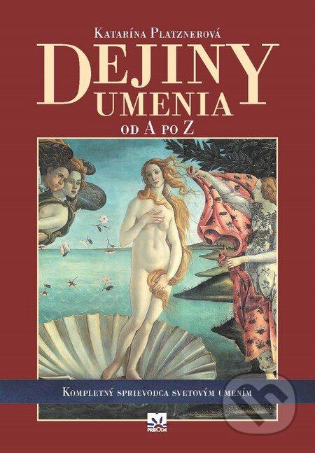 Interdrought2020.com Dejiny umenia od A po Z Image