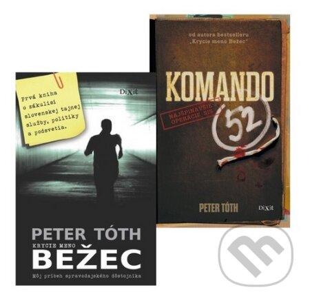 Fatimma.cz Krycie meno Bežec + Komando 52 (kolekcia) Image
