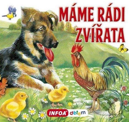 Máme rádi zvířata - INFOA