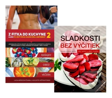 Interdrought2020.com Sladkosti bez výčitiek + Z fitka do kuchyne 2 Image