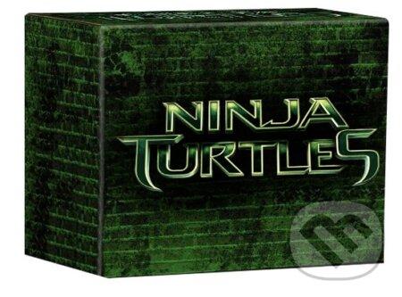 Želvy Ninja 3D Steelbook Sběratelské balení Steelbook