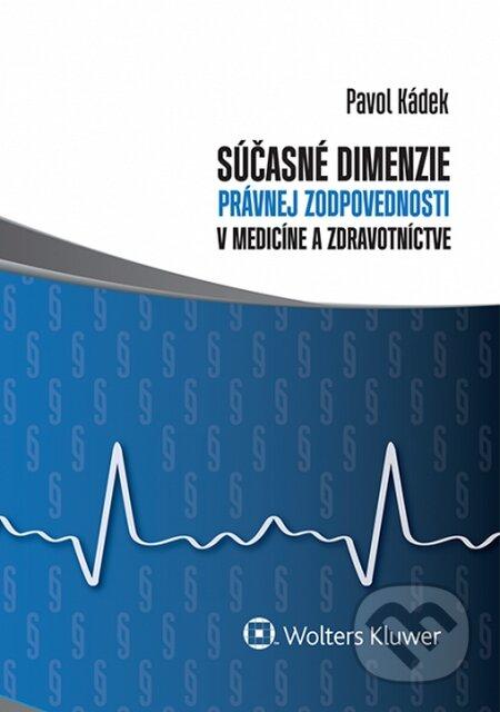 Fatimma.cz Súčasné dimenzie právnej zodpovednosti v medicíne a zdravotníctve Image