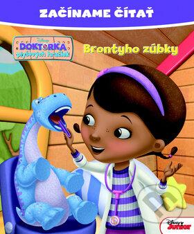 Interdrought2020.com Doktorka plyšových hračiek: Brontyho zúbky Image
