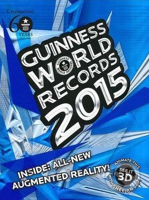 Guinness World Records 2015 -