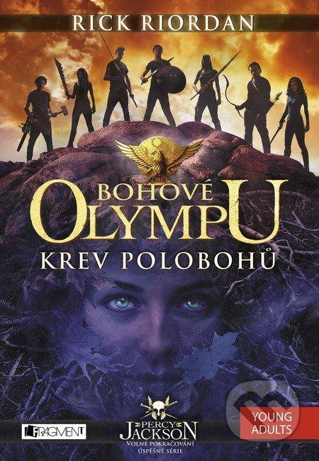 Bthestar.it Bohové Olympu: Krev polobohů Image
