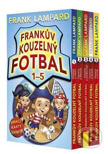 Newdawn.it Frankův kouzelný fotbal (BOX) Image