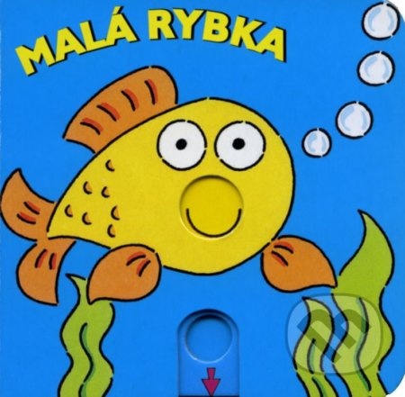 Malá rybka - Richard Powell, Peter Curry (ilustrácie)