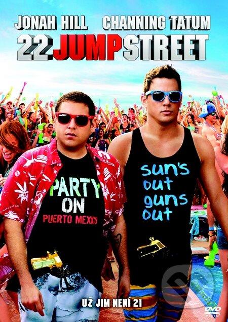 Jump Street 22 DVD