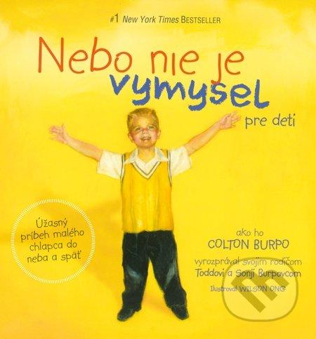 Peticenemocnicesusice.cz Nebo nie je výmysel - pre deti Image