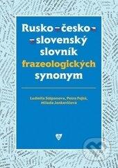 Newdawn.it Rusko-česko-slovenský slovník frazeologických synomym Image