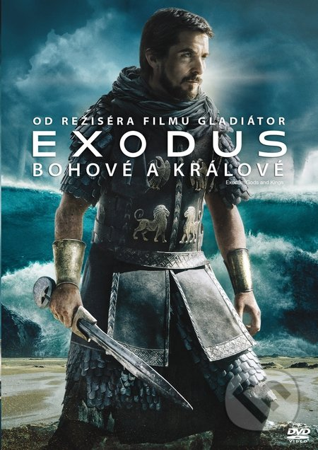 Exodus: Bohovia a králi DVD