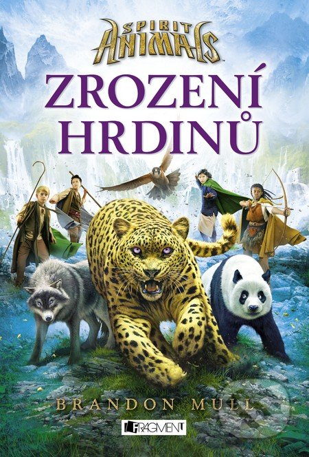 Fatimma.cz Spirit Animals: Zrození hrdinů Image