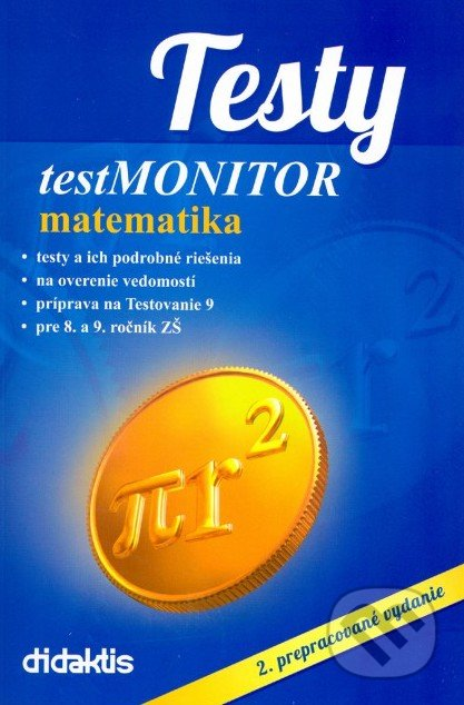 Testy - testMONITOR - Matematika - Didaktis