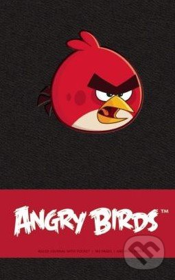 Angry Birds (Ruled Journal) - Insight