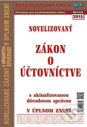 Venirsincontro.it Novelizovaný zákon o účtovníctve Image
