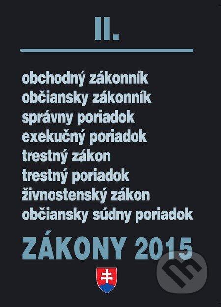 Peticenemocnicesusice.cz Zákony 2015/II Image