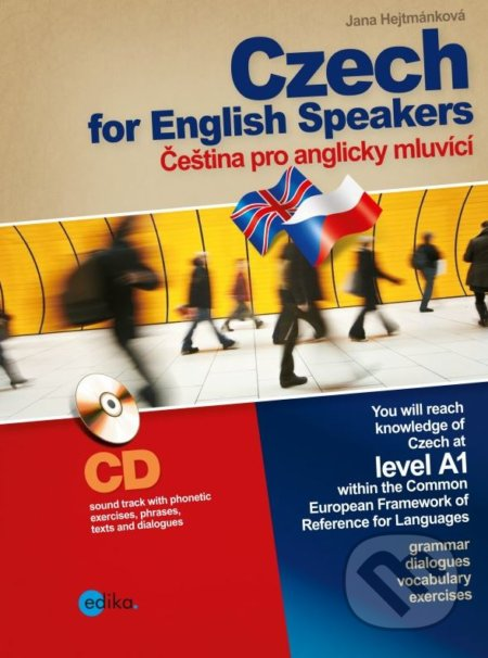 Czech for English Speakers - Jana Hejtmánková