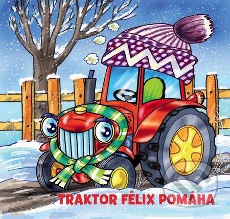 Fatimma.cz Traktor Félix pomáha Image