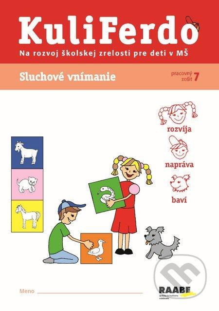 Fatimma.cz Kuliferdo - Sluchové vnímanie Image