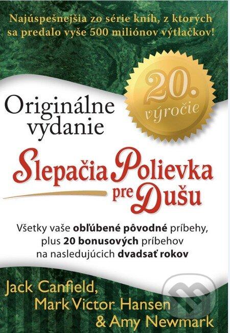 Interdrought2020.com Slepačia polievka pre dušu: 20. výročie - Originálne vydanie Image