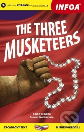 The Three Musketeers - Alexander Dumas