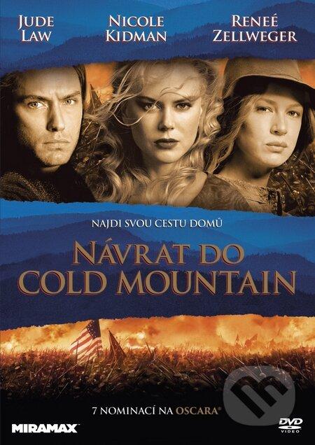 Návrat do Cold Mountain DVD
