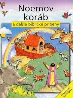Fatimma.cz Noemov koráb a ďalšie biblické príbehy so samolepkami Image