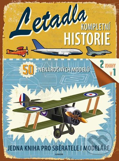 Bthestar.it Letadla - Kompletní historie Image