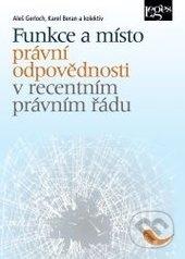 Fatimma.cz Funkce a místo právní odpovědnosti v recentním právním řádu Image