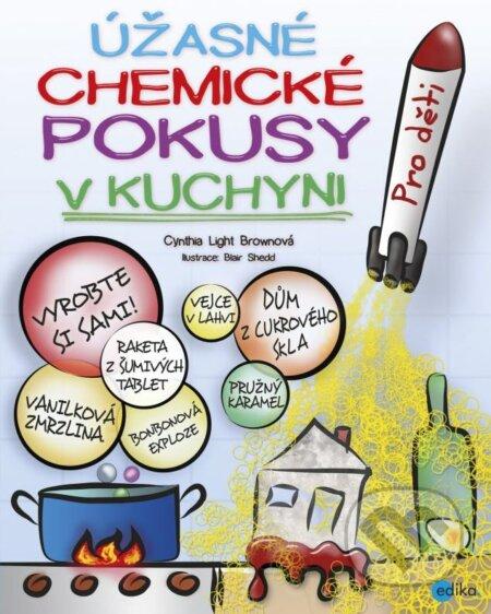 Fatimma.cz Úžasné chemické pokusy v kuchyni Image