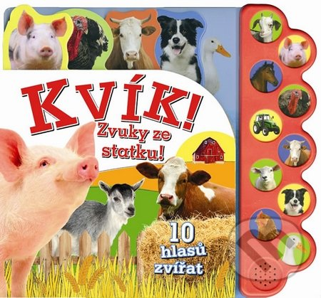Interdrought2020.com Kvík! Zvuky ze statku! Image