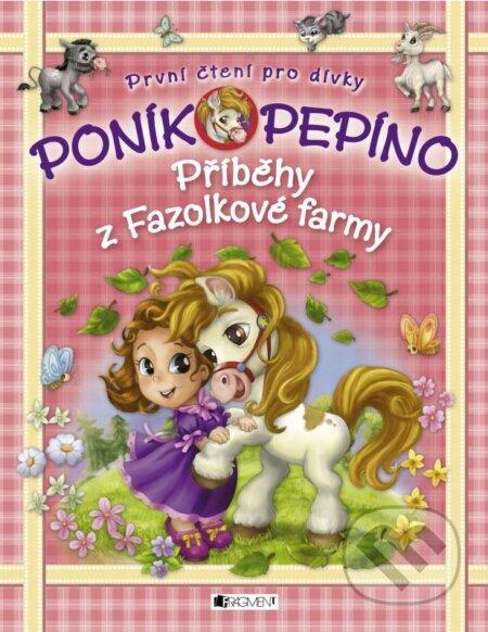 Fatimma.cz Poník Pepíno 1: Příběhy z Fazolkové farmy Image