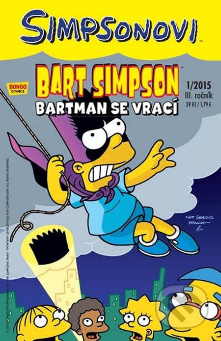 Fatimma.cz Bart Simpson: Bartman se vrací Image