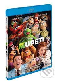 Mupeti Blu-ray