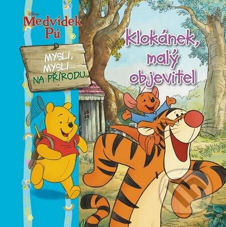 Fatimma.cz Medvídek Pú: Klokánek, malý objevitel Image