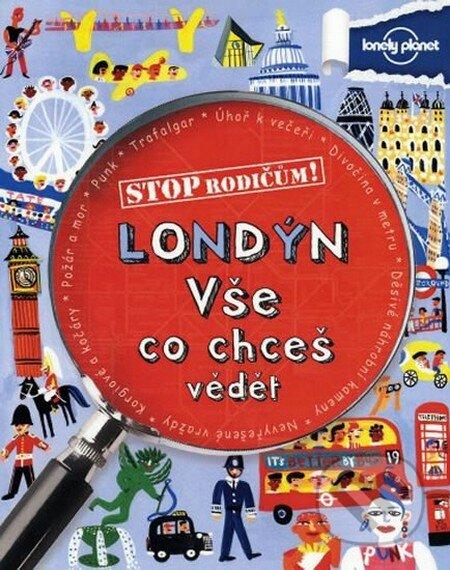 Interdrought2020.com Stop rodičům!: Londýn - vše, co chceš vědět Image