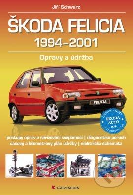 Škoda Felicia 1994–2001 - Jiří Schwarz