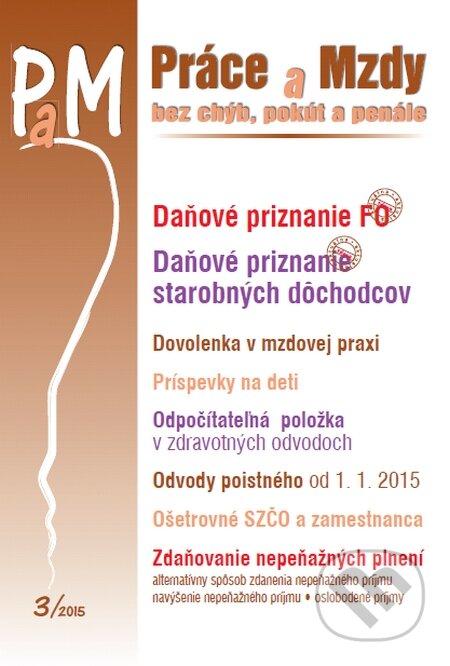 Peticenemocnicesusice.cz Práce a Mzdy 3/2015 Image