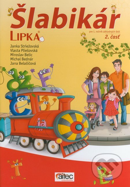 Bthestar.it Šlabikár LIPKA 2 Image