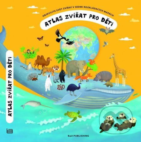 Atlas zvířat pro děti - Tomáš Tůma
