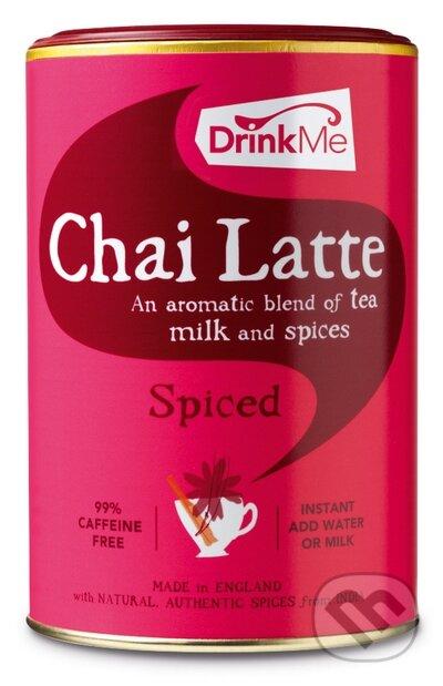 Chai Latte Spiced (Korenisté) - Drinkie