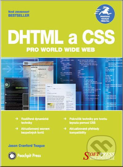 DHTML a CSS pro WWW - Jason Cranford Teague