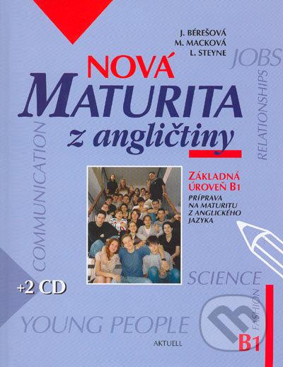 Fatimma.cz Nová maturita z angličtiny - Základná úroveň B1 + 2 CD Image