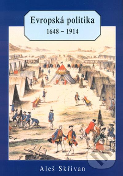 Interdrought2020.com Evropská politika 1648 - 1914 Image