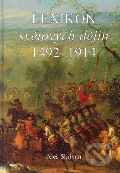 Peticenemocnicesusice.cz Lexikon světových dějin 1492-1914 Image