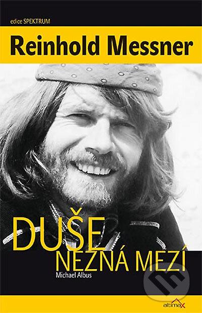 Newdawn.it Reinhold Messner: Duše nezná mezí Image