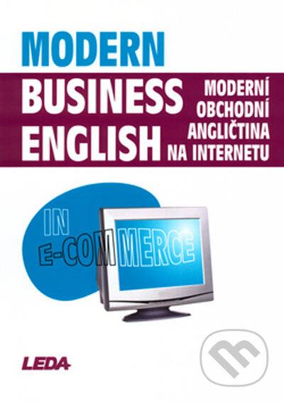 Moderní obchodní angličtina na internetu - Miroslav Kaftan
