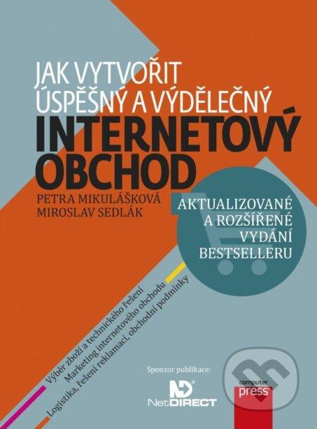 d5f97532708c Kniha  Jak vytvořit úspěšný a výdělečný internetový obchod (Miroslav ...